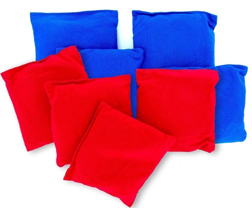 OOFIT Cornhole Bean Bag Toss Bags